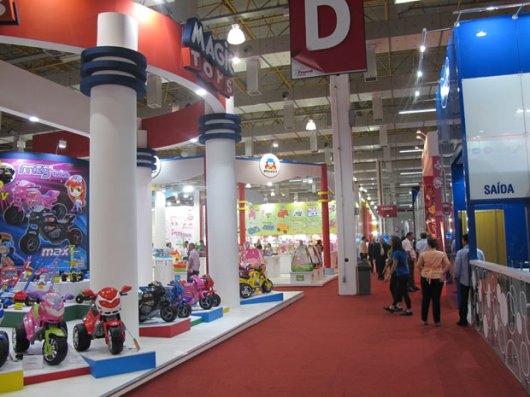 Feira Brasileira de Brinquedos - Sao Paulo - April 2011