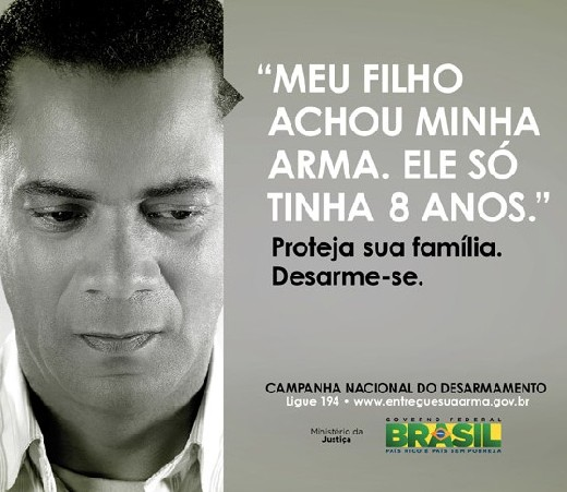 Brazil - National Disarmament Campaign