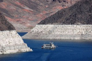 Lake Mead - Hoover Dam - Colorado River - United States
