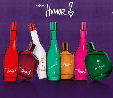 Perfumes Natura Brazil
