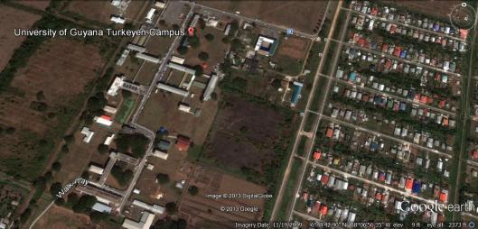 University of Guyana - Turkeyen Campus - Guyana