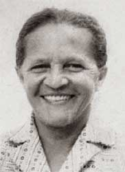 Dona Lindu - Mother of Former President of Brazil, Luiz Inacio Lula da Silva