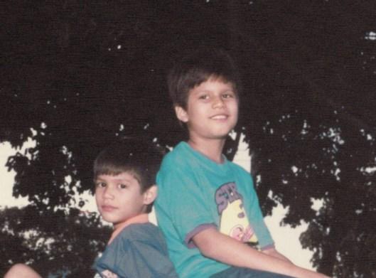 My Sons - Fortaleza - Ceara - Brazil - 1992