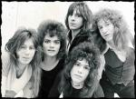 The Magic Tramps Glam Rock Band - New York 1980s