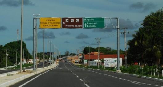East Coast Highway CE-040 - Ceara - Brazil