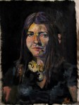 Vanessa (oil paint)