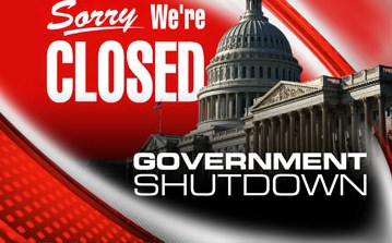 US Government Shutdown October 2013