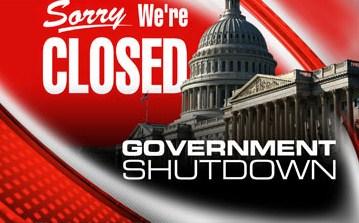 US Government Shutdown October 2013