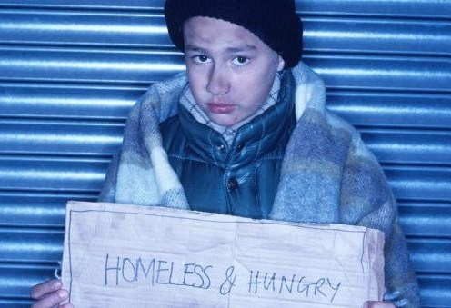 Homeless and Hungry - United States