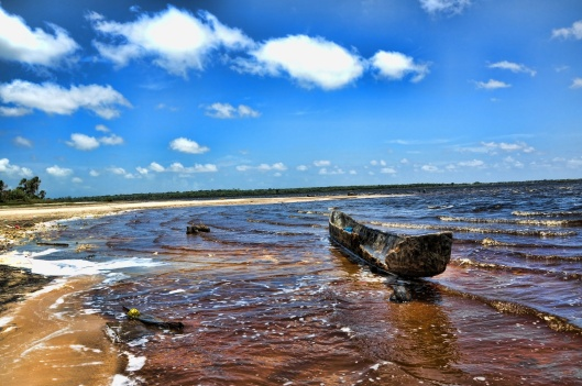 Capoey Lake - Essequibo - Guyana