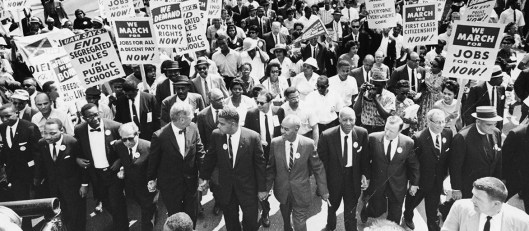 March on Washington for Jobs and Freedom - 28 August 1963