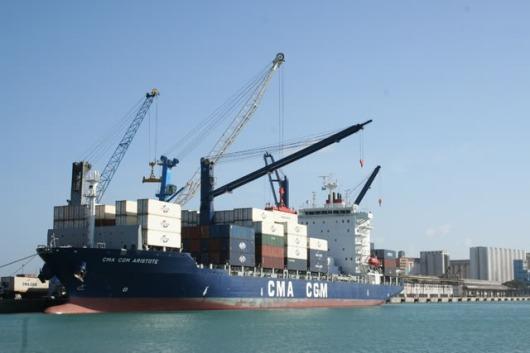 Port of Mucuripe - Fortaleza - Ceara - Brazil