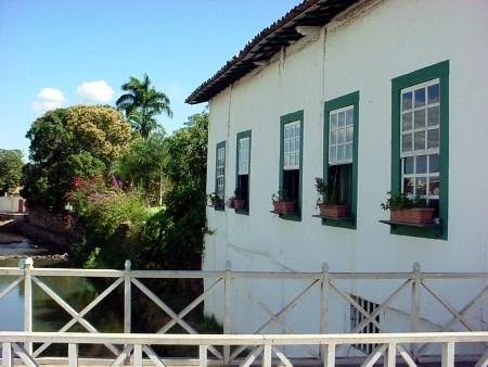 House of Cora Coralina - Goias Velho - State of Goias - Brazil