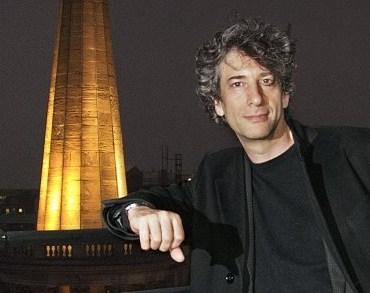Bestselling Author Neil Gaiman