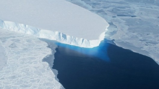 Thwaites Glacier - West Antarctica - NASA