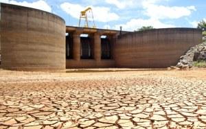Cantareira Reservoir - Sadesp - Sao Paulo - Brazil - February 2014