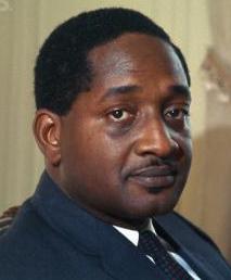 Late President Forbes Burnham - Guyana