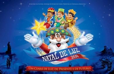 Natal de Luz 2014 - Fortaleza - Ceara - Brazil