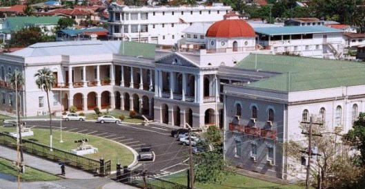 Parliament Buildings - Georgetown - Guyana