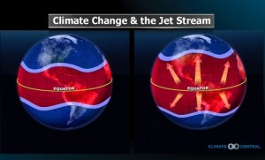 Climate Change and the Jet Stream - Climate Central