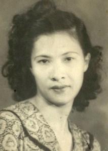 Nell Vera Lowe Williams - Jamaica - 1940s