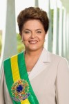 Official Photo of Brazilian President Dilma Rousseff