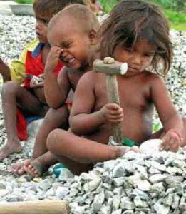 Child Slave Labor - Brazil