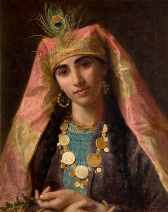 Queen Scheherazade - Persian Queen of the 1001 Nights