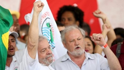 Brazil Former President Lula da Silva