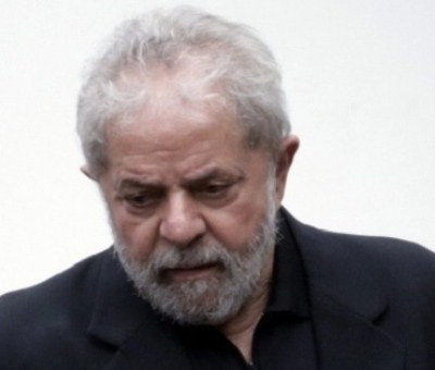 Former Brazilian President Lula da Silva