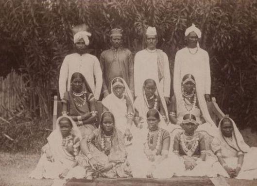 East Indian Indentured Laborers