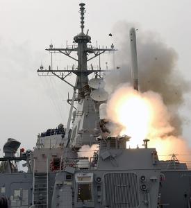 Raytheon Tomahawk Cruise Missiles