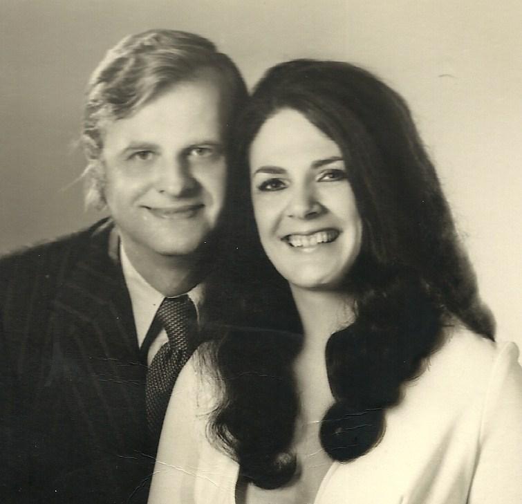 Richard & Angela 1972