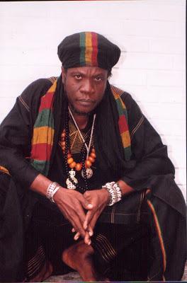 Mutabaruka - Jamaican Rastafari Dub Poet