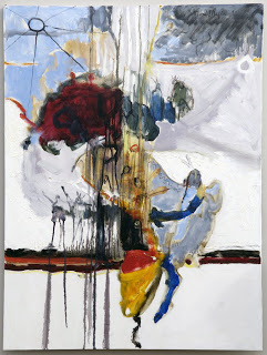 The Trail of Tears by Native American Painter Tony Mafia
