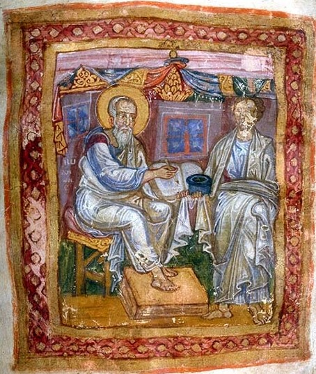 John the Apostle and Marcion of Sinope