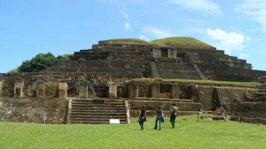 Ruins of Tazumal - El Salvador