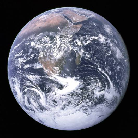 View of Earth from Space - NASA