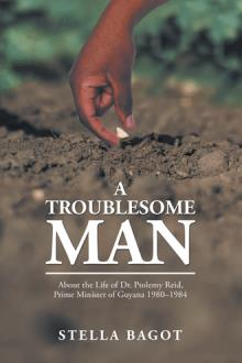Front Cover - A Troublesome Man by Stella Bagot