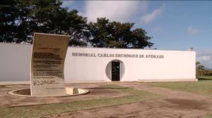 Memorial Carlos Drummond de Andrade - Itabira - Minas Gerais