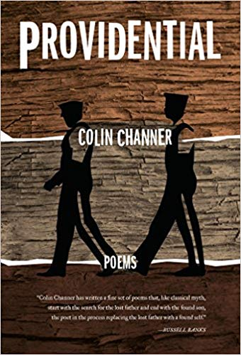 Front Cover - Providential - Poems by Colin Channer